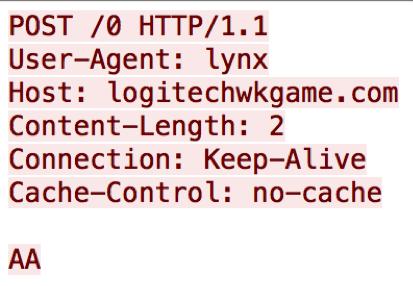 図9 HTTPリクエストを使用した9002からのネットワークビーコン