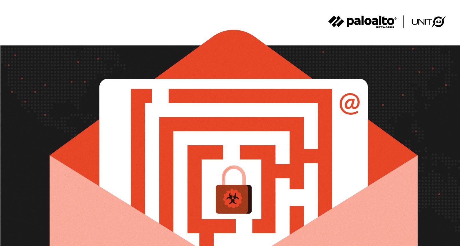 Conceptual image representing Maze ransomware.