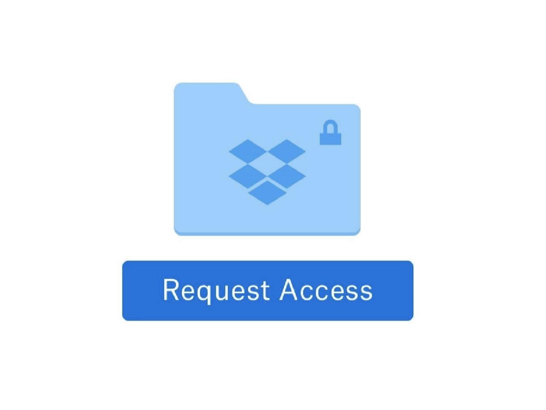この図はPDFファイルを使用した別のフィッシングトレンドであるファイル共有の例を示しています。ここではPDFにはユーザーにボタンをクリックしてアクセスを要求するように求めるDropboxのロゴが含まれています。