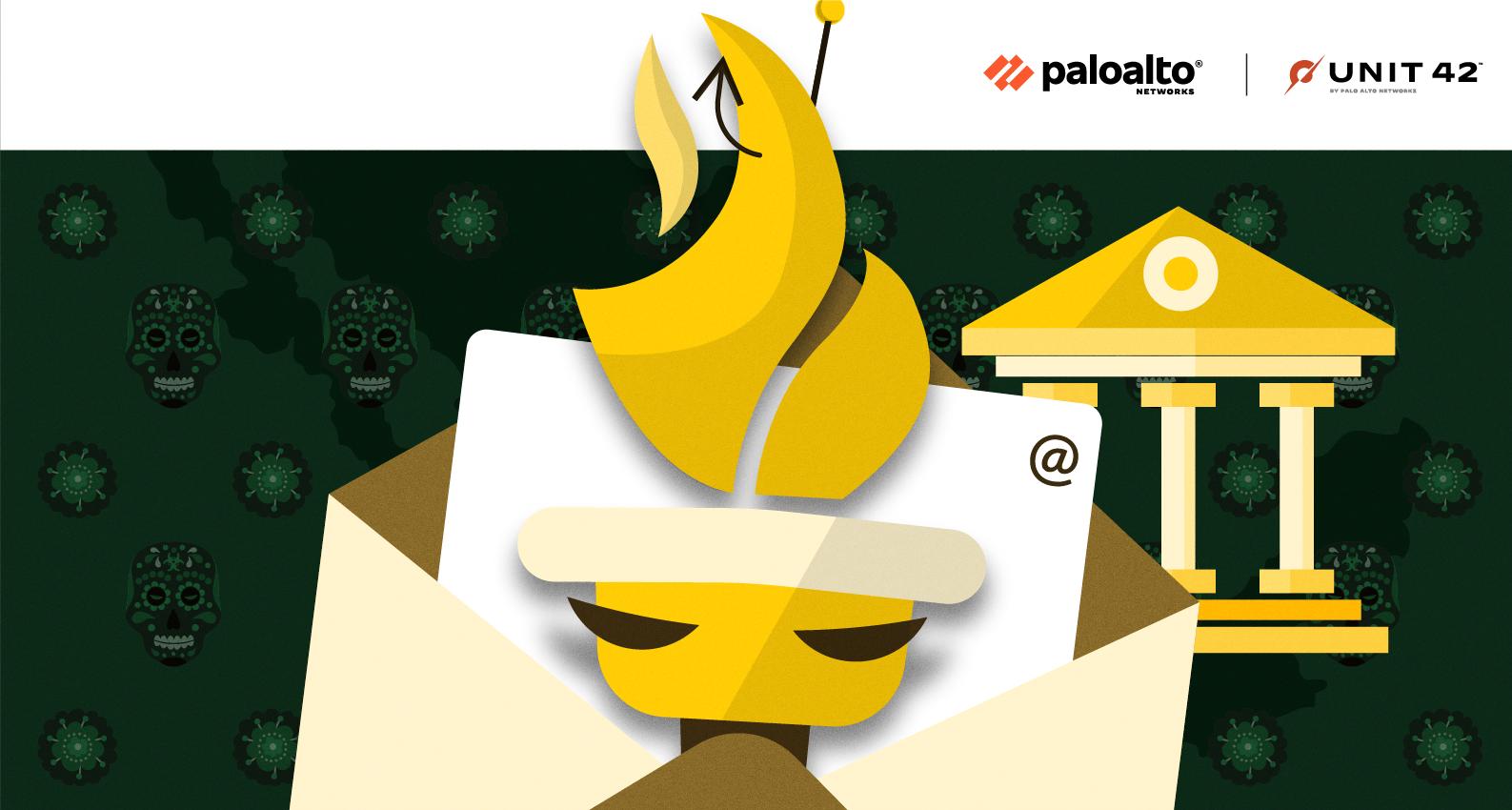 A conceptual image representing Prometheus ransomware