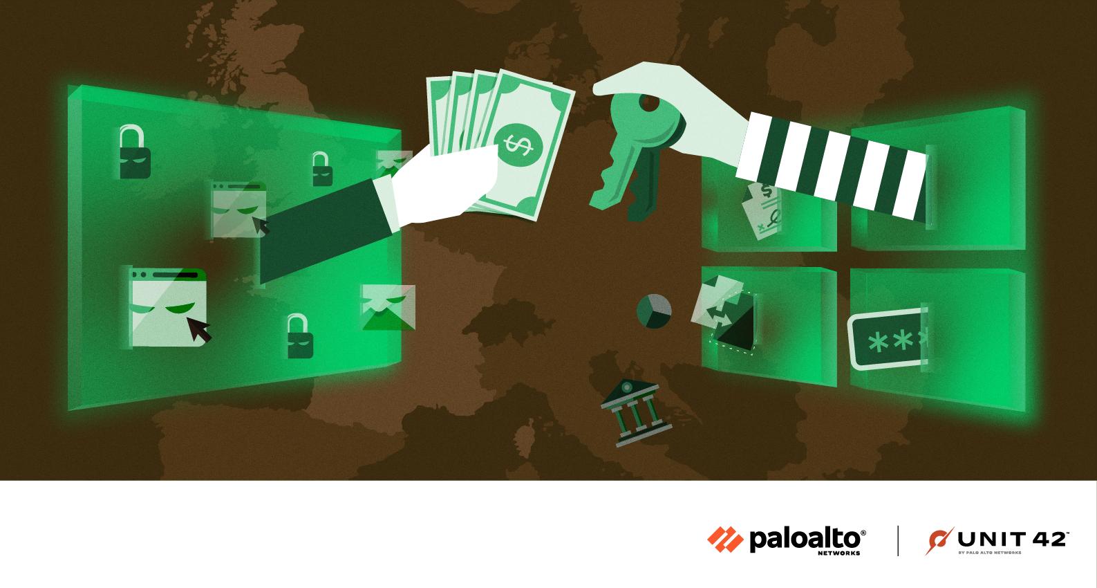 Mespinoza ransomware gang
